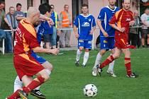 Záchranářské derby v Doudlebách pro hosty z Týniště