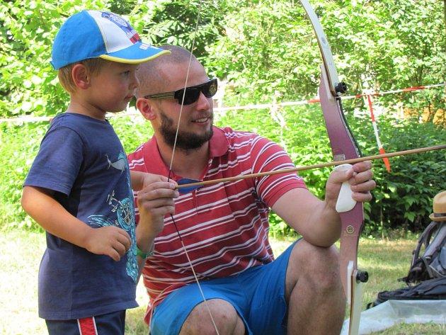 V sobotu se opět uskutečnila akce v kosteleckém Seykorově parku příznačně nazvaná Seykorky.