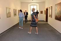 Výstava ke 100. výročí narození Lumíra Nedvídka.