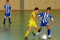 HALOVÁ SEZONA nejmenších fotbalistů odstartovala v Rokytnici v Orlických horách prvním turnajem.