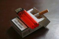 cigarety ilustracni