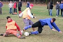 Z 15. ročníku turnaje v malém fotbale Lhota Cup v Kostelecké Lhotě.