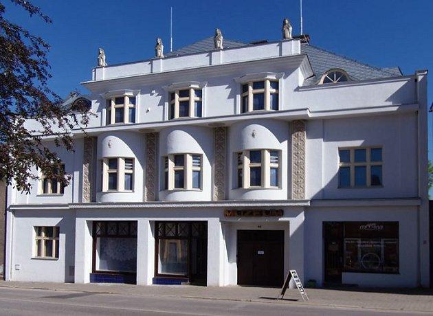 Muzeum vamberecké krajky.