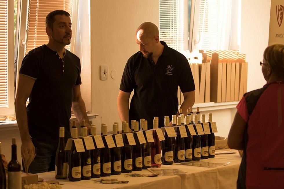 Vůně vína a cimbálovka. Morava dorazila do Petrovic.