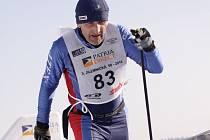 Šestašedesátiletý Karel Křoustek je nedílnou součástí populárních běžeckých závodů