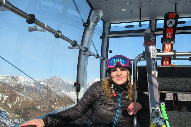 Dlouholetá trenérka alpských disciplín Gabriela Jansová.