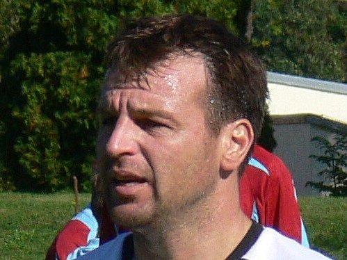 Miroslav Přikryl, sekretář AFK Častolovice.
