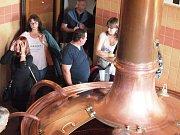 Ochránce Orlických Rampušák otevřel svoji pivní náruč