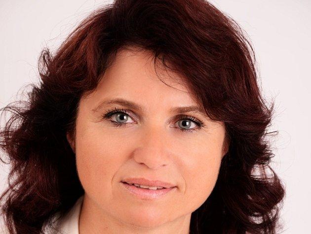 Šárka Škrabalová - nová starostka Opočna.