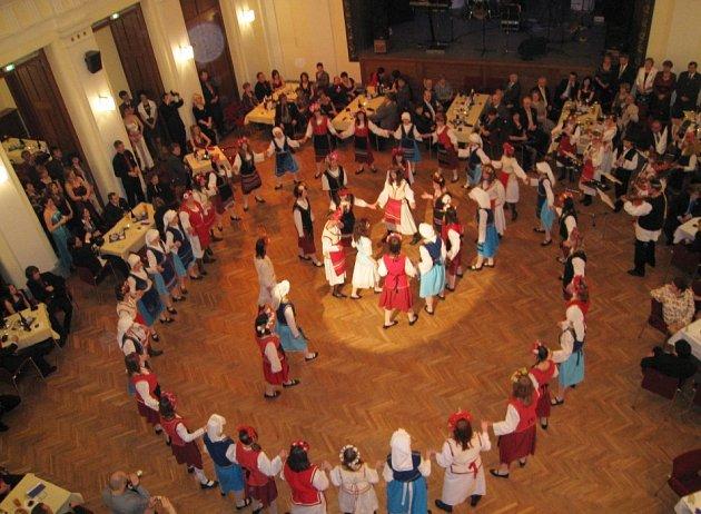 Řecká svatba v podání Carminy