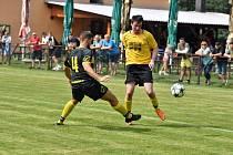 Rezerva Týniště v generálce na novou sezonu vyhrála v Albrechticích. V poháru však na vítězství nenavázala, když prohrála s rezervou Kostelce.