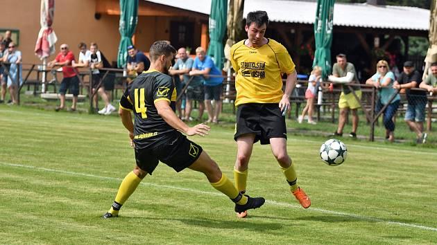 Rezerva Týniště v generálce na novou sezonu vyhrála v Albrechticích.