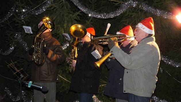 Na akci zahráli také mnozí muzikanti.