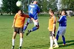 Okresní přebor IV. třídy ve fotbale: Křovice - Domašín.