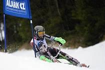 POPRVÉ ZLATÁ. Premiérový titul mistryně České republiky mezi ženami vybojovala na trati superobřího slalomu v Jablonci nad Jizerou Gabriela Jašková ze Skibob klubu Dobruška.