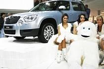 Nový vůz Yeti se bude vyrábět v automobilovém závodě v Kvasinách (Rychnovsko).