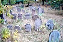 Židovský hřbitov. Ilustrační foto