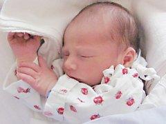MATYÁŠ ŠKOLNÍK: Maminka Kristýna Školníková z Opočna přivedla na svět syna. Narodil se 17. dubna v 15.53 hodin, kdy mu navážili 2,89 kg a naměřili 48 cm. Maminku u porodu podpořila kamarádka Janička.