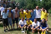 Tým Miláno Jaroměř letos ve Voděradech nenašel přemožitele a obhájil loňské prvenství.