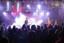 Z posledního ročníku Agressive Music Festu v Pohoří, letos se přesouvá do Velkého Dřevíče na Náchodsku.