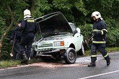 Dopravní nehoda v Opočně (24.7.2008): Při nárazu wartburgu do stromu byl vážně zraněn jeho řidič, druhý pasažér byl zraněn lehce. Nehoda zcela zablokovala hlavní tah ve směru na Dobrušku.