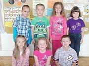 Žáci z 1. A ze Základní školy v Opočně