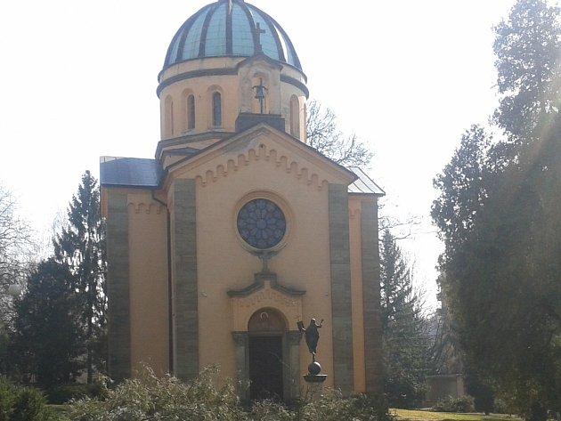 Kaple Proměnění Páně v Rychnově nad Kněžnou.