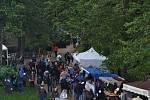 Park ožije festivalem jídla.