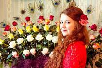Svátky s růží začínají v sobotu v Opočně.