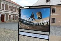 Umění fotografů, ambasadorů, kteří spolupracují s Fomei. Foto: Deník/Jana Kotalová