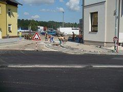 Rychnovští se dočkají  nového terminálu. Stavba finišuje.