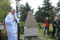 Nový památník na Vrchmezí