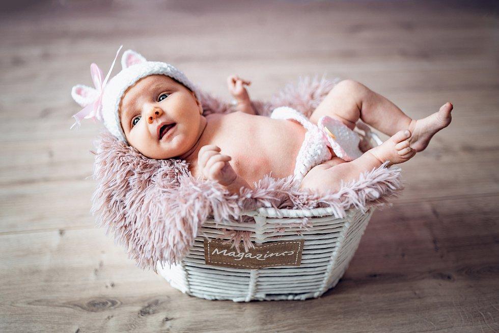 Emma Kořínková se narodila 7. 3. 2021 v 6:24 hodin v jablonecké porodnici rodičům Šárce Cymbálové a Romanovi Kořínkovi z Turnova. Vážila 3925 g a měřila 51 cm.