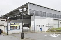 Zimní stadion v Opočně