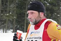 Z 26. ročníku Orlického maratonu - závodu v běžeckém lyžování v Deštném v O. h.