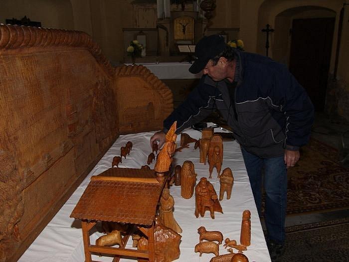 Častolovická kaple svaté Máří Magdalény ožila netradiční akcí