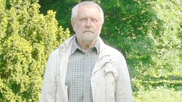 PŘEDSEDA Opočenské besedy Ivo Kašpar.