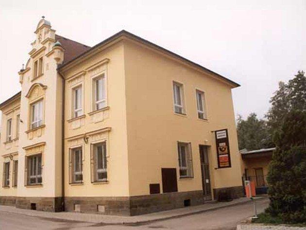 Obecní úřad v Potštejně.