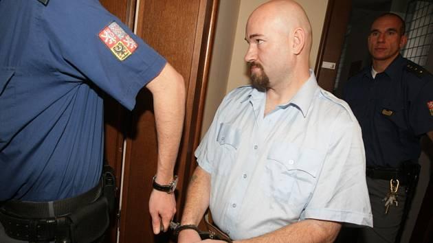 Michal Semanský odsouzený za trojnásobnou vraždu na Rychnovsku.