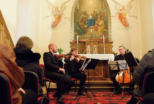 Smyčcový soubor Apollon Quartet