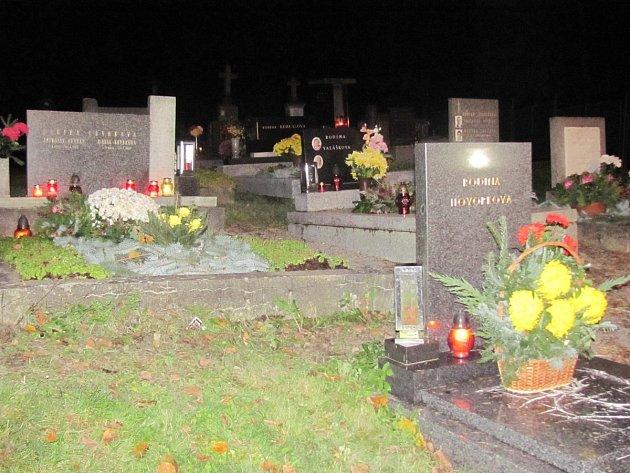 Hřbitov - Ilustrační foto