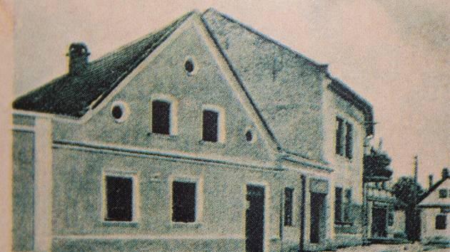 Dům, v němž prožil František Kupka dětství a dospívání.