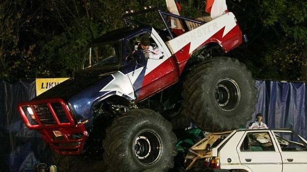 Monster Truck Show v Hradci Králové