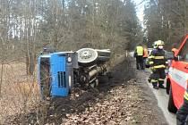 Nehoda v Borovnici
