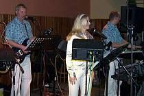 Dobrušská hudební skupina Errori.