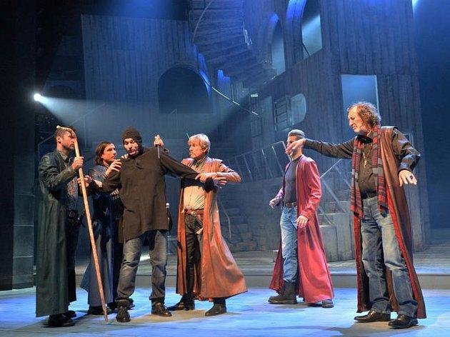 Poláčkovo léto přivede na scénu Bolka Polívku v roli krále Leara.