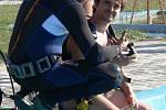 Potápěči z Ústí nad Orlicí se představili na plovárně v Cerekvici nad Loučnou