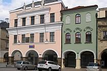 Jiráskovo druhé a třetí bydliště.