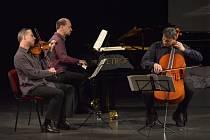 Trio Martinů v Poličce.