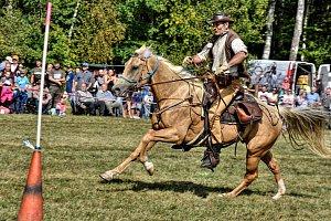 20. ročník Formanského dne v Borové: western i práce s koňmi na poli